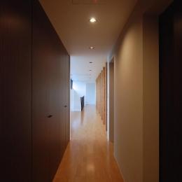 House N #128 (廊下)