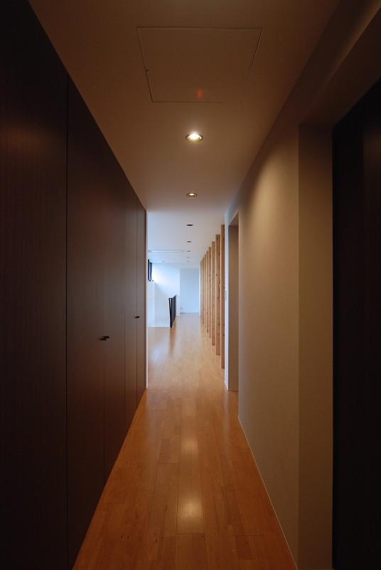 House N #128の部屋 廊下