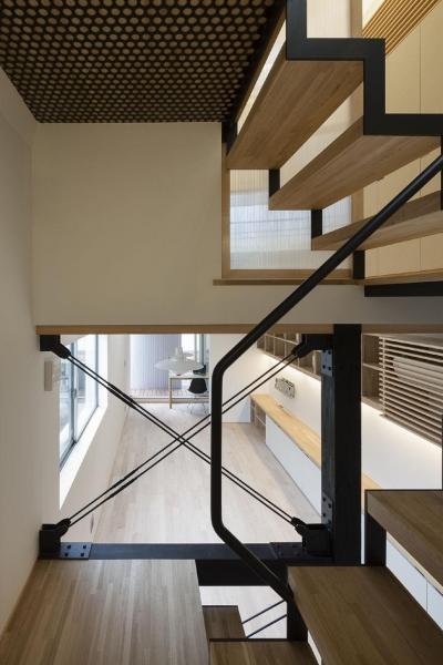 階段 (うなぎの寝床)