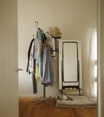 巡る家 (3階寝室)