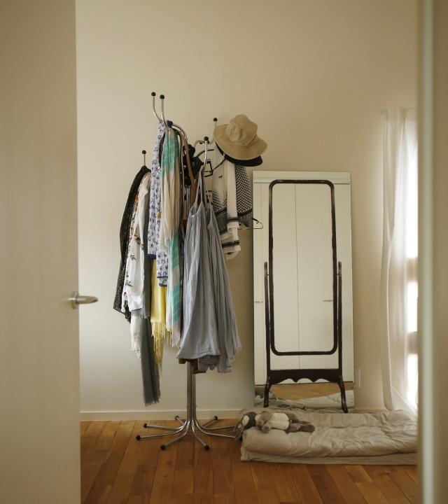 巡る家の部屋 3階寝室