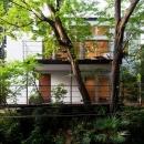 古谷俊一の住宅事例「切り通しの家」