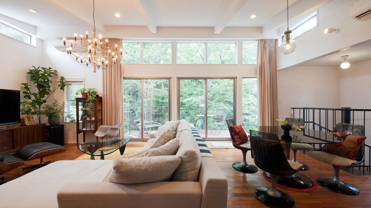 建築家:古谷俊一「切り通しの家」