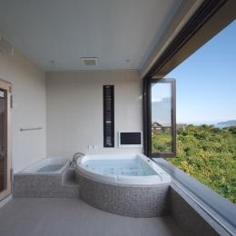 2012 YMP (開放的なバスルーム)