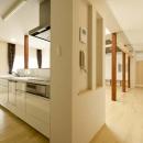 fukushi and fukushiの住宅事例「高野の家」