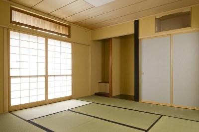 和室 (高野の家)