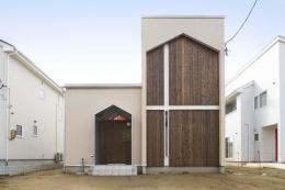 田向の家 (外観)
