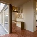 fukushi and fukushiの住宅事例「田向の家」