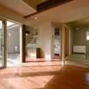 田向の家の写真 和室・LDK