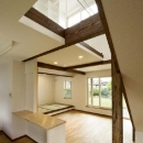 fukushi and fukushiの住宅事例「ドッグリビングのある家」