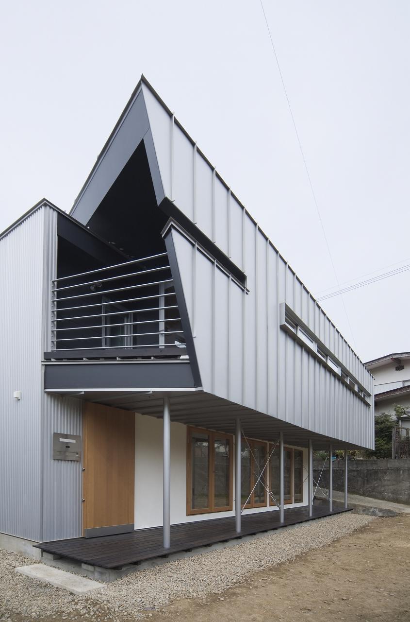 2008 AKTの部屋 プライベート空間のある外観