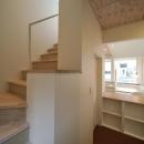 石江の家の写真 階段