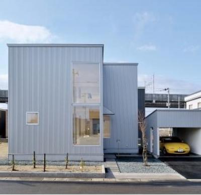 石江の家 (外観)