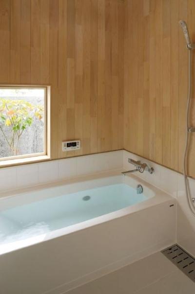 バスルーム (新田の家)