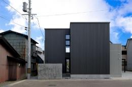 新田の家 (外観)