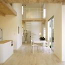 fukushi and fukushiの住宅事例「桂木の家」