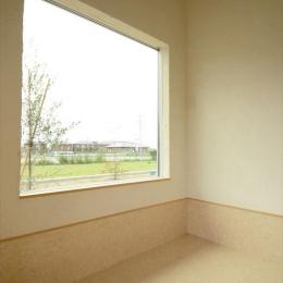 西小保方の家-大きなカメさんの部屋