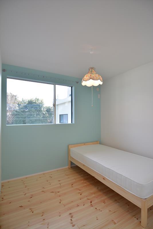 新井町の家の部屋 ベッドルーム