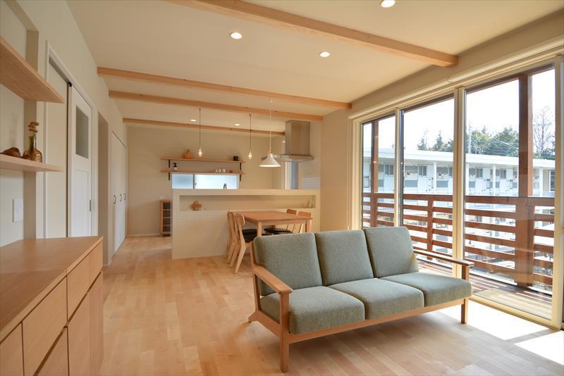 新井町の家の部屋 LDK