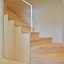 新井町の家の写真 階段