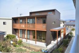 新井町の家 (外観)