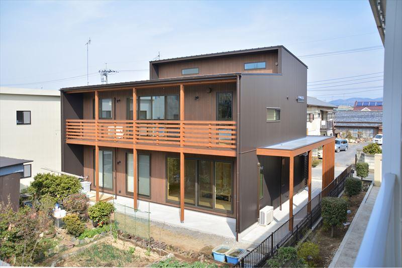 新井町の家の部屋 外観