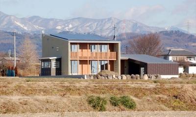 女渕の家 (外観)