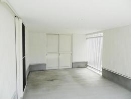 Mハウス 施工例2 (収納ができるインナーガレージ)