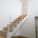 玄関にある階段