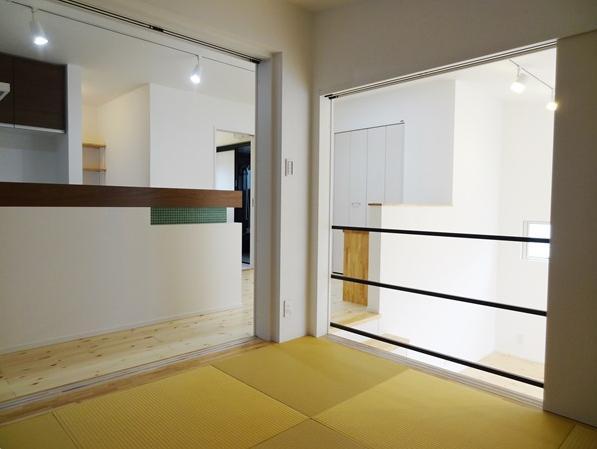 Mハウス 施工例2の部屋 和モダンな空間