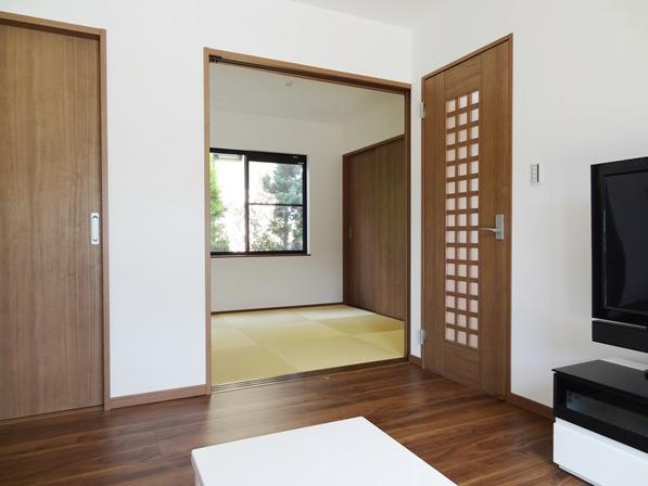 Mハウス 施工例3の部屋 和モダンな和室