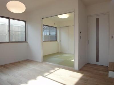 Mハウス 施工例4 (小さな和室)