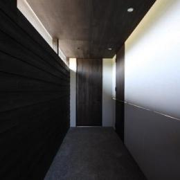 東雲の家 (廊下)