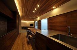 矢絣の家 (キッチン)