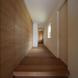 紬の家 (廊下)