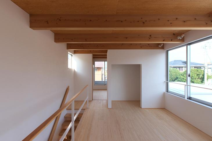 鈴鹿の家Ⅰ (2階の洋室)