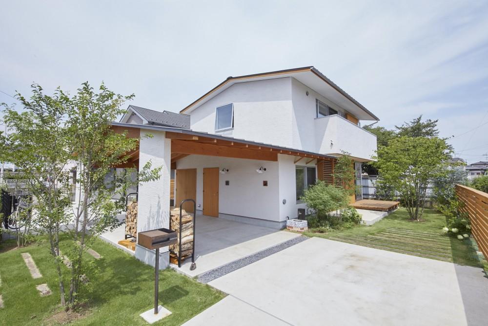 建築家:小嶋 直「山崎の住宅」