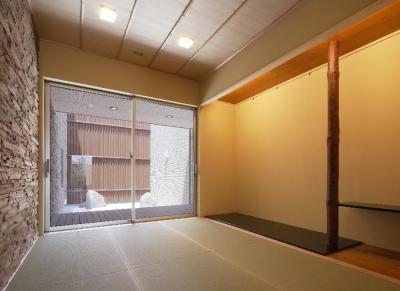 和室 (姫路市T邸)