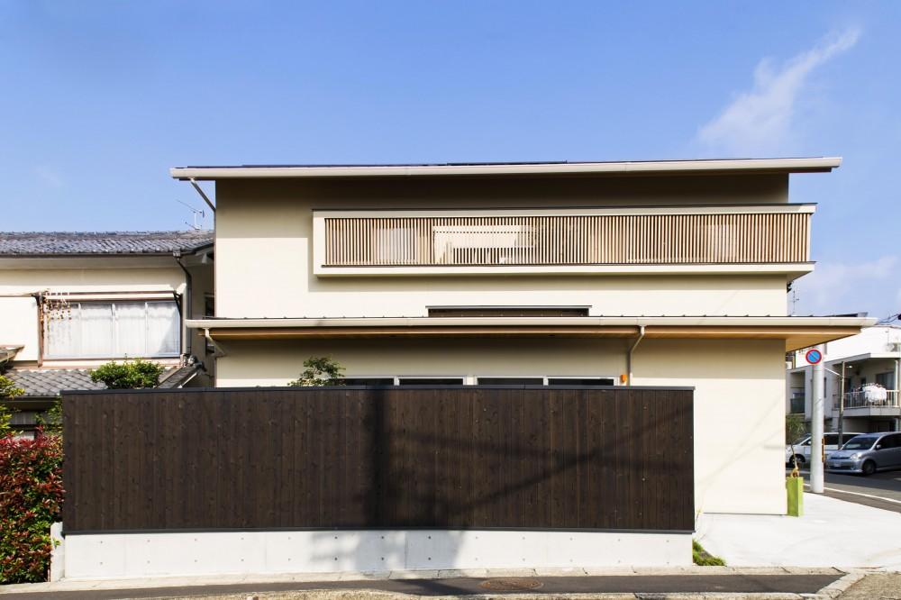 京都市T邸 (外観)