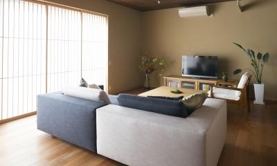 京都市T邸 (LDK)
