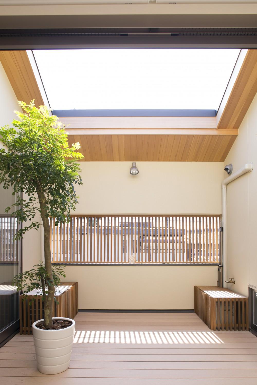 京都市T邸 (スカイテラス)