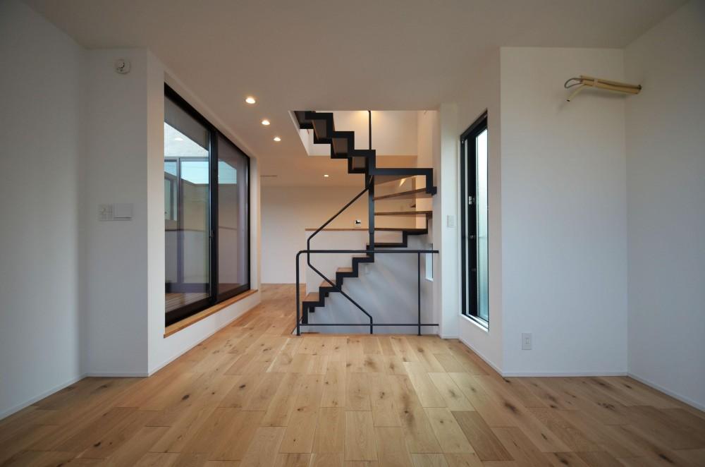 中村プロジェクト-注文住宅同様に丁寧につくりあげた5棟の建売住宅- (C棟内観)