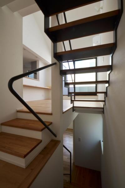 中村プロジェクト-注文住宅同様に丁寧につくりあげた5棟の建売住宅- (D棟内観)