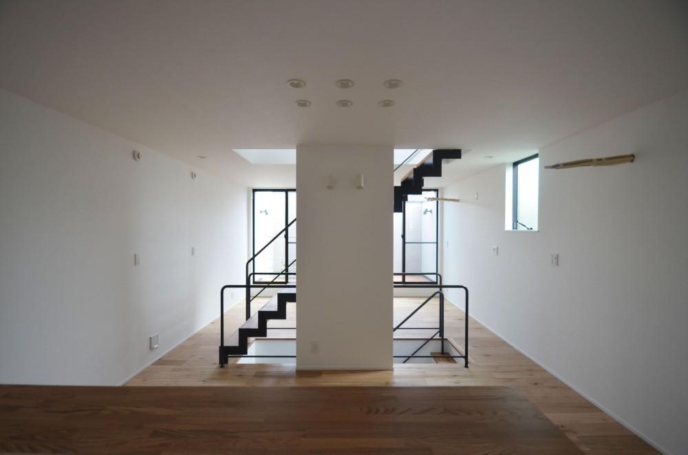 中村プロジェクト-注文住宅同様に丁寧につくりあげた5棟の建売住宅- (E棟内観)
