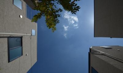 中村プロジェクト-注文住宅同様に丁寧につくりあげた5棟の建売住宅-