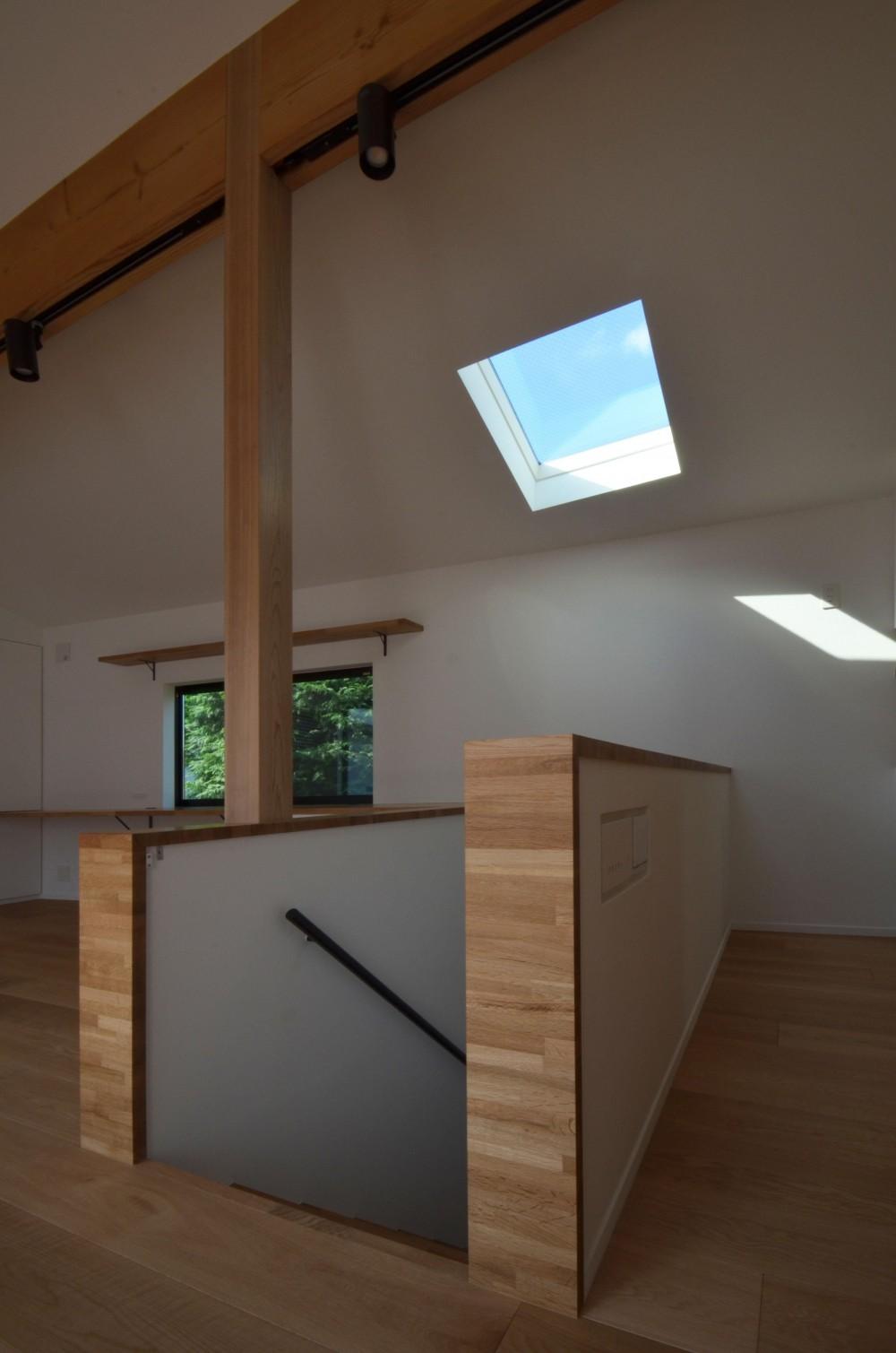 遠藤誠「桃井M邸-中庭を中心としたコの字配置の立体コートハウス-」