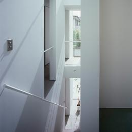 スキマノイエ (階段)