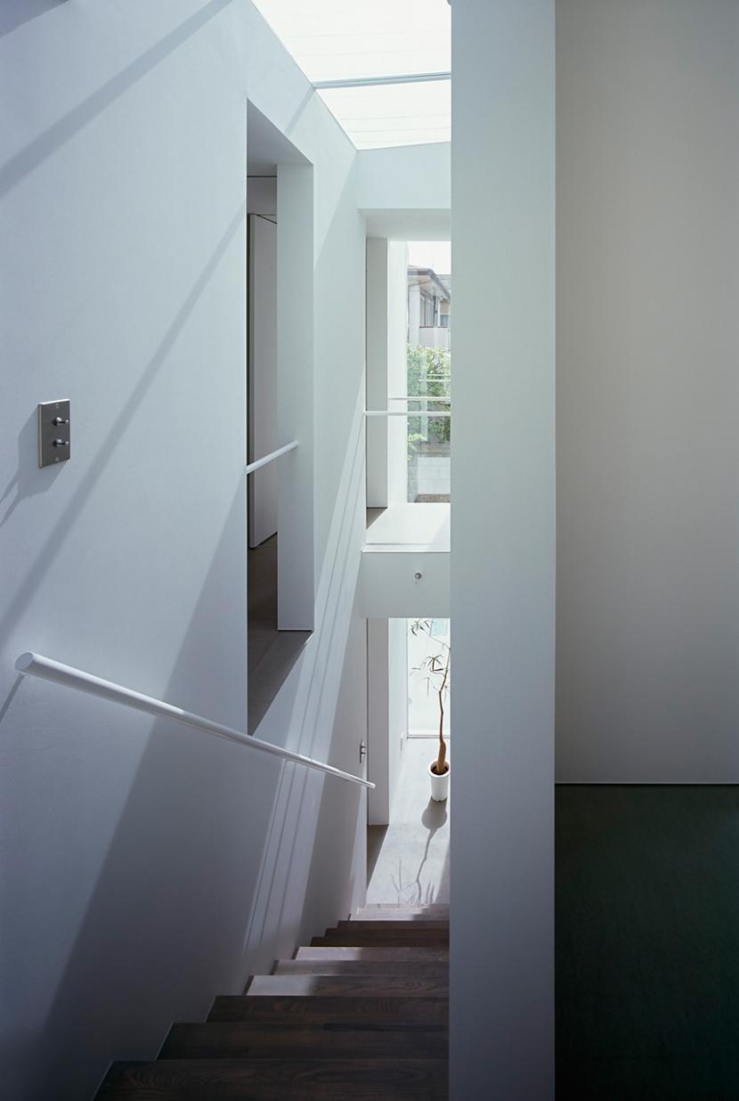 スキマノイエの部屋 階段