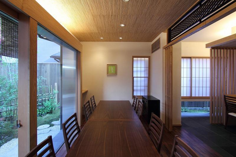 『米倉』二階堂Y邸 (客席)