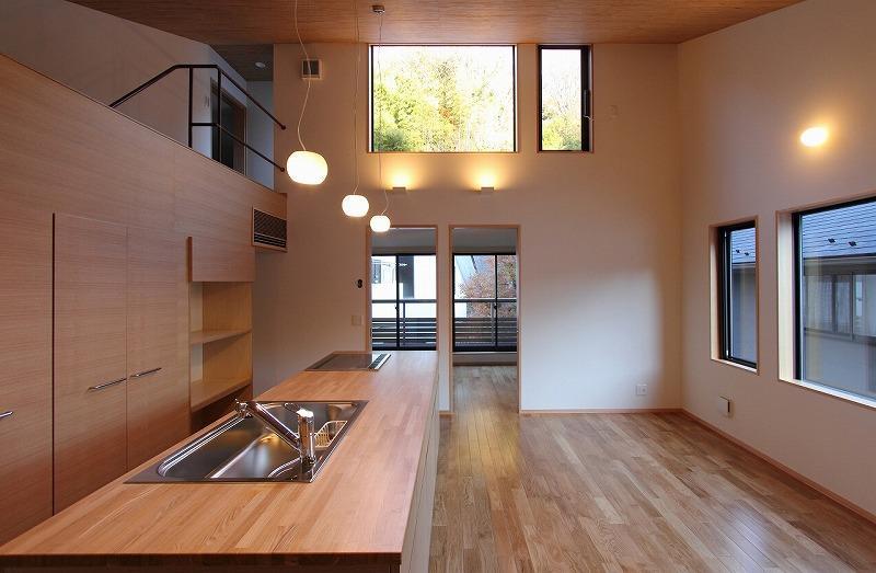 『米倉』二階堂Y邸 (2階主室)